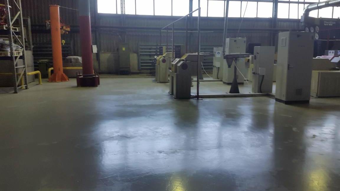 Производственные и складские помещения