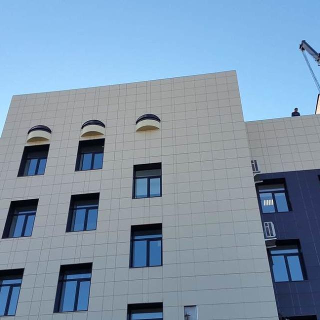 Здание СберБанк
