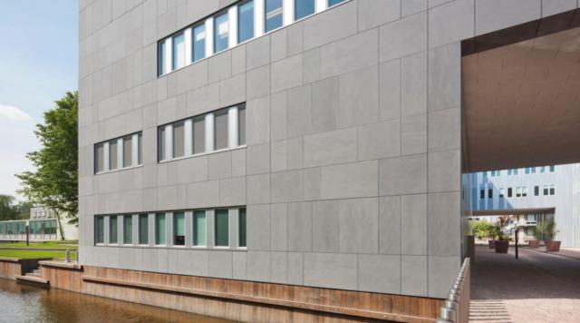 Монтаж вентилируемого фасада из фиброцементных плит в Орле «под ключ». Подсистемы, утепление