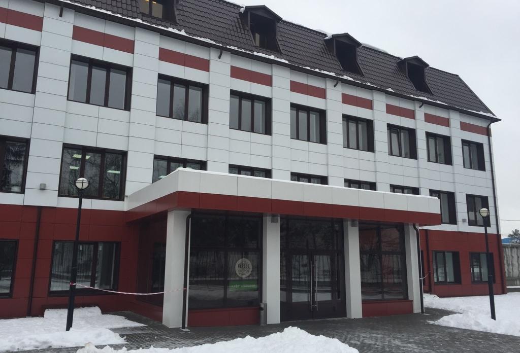 Производственное здание с АБ